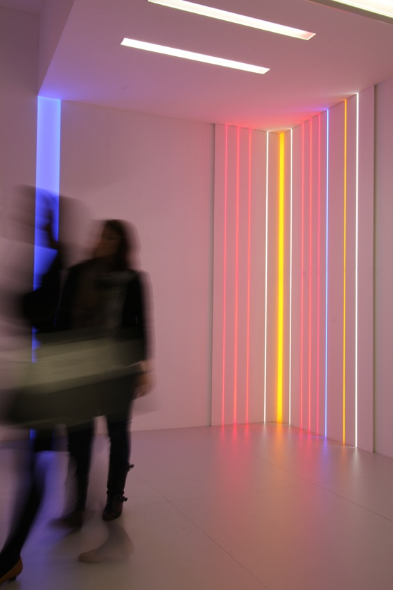 Iluminacion tecnica con luz led, Trace. (Espacio Aretha agente exclusivo para España)
