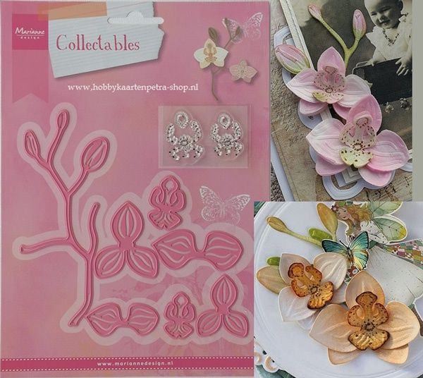 Collectables COL1379  set orchid