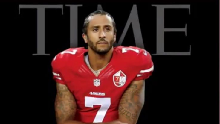 Colin Kaepernick Named Time Magazine's 100 Most Influential People
