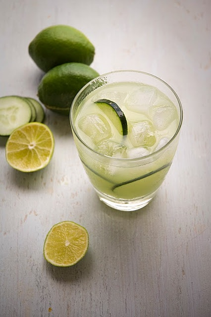 Cucumber Gimlet | Food & Drink | Pinterest