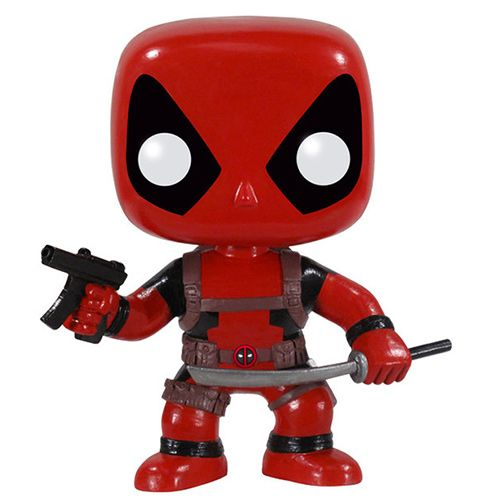 Figurine Deadpool (Deadpool) - Figurine Funko Pop http://figurinepop.com/deadpool-deadpool-marvel-funko