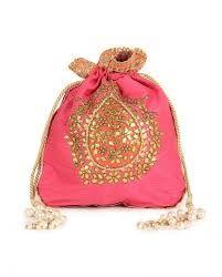 diy indian potli bag - Google Search