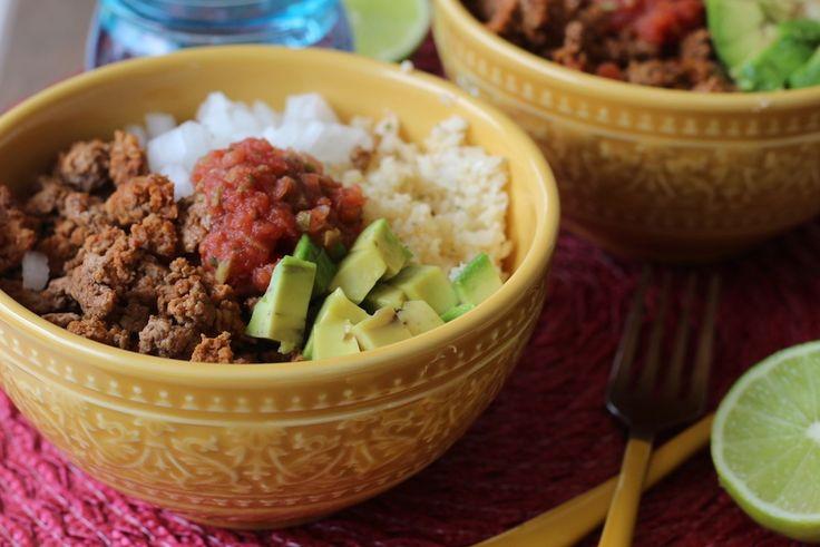 Mexican Rice Bowls | PaleOMG – Paleo Recipes