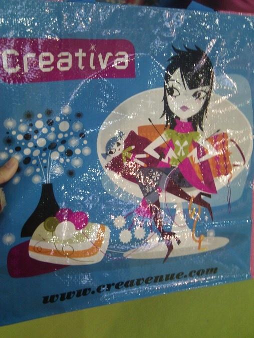 La visita a Creativa Madrid 2012