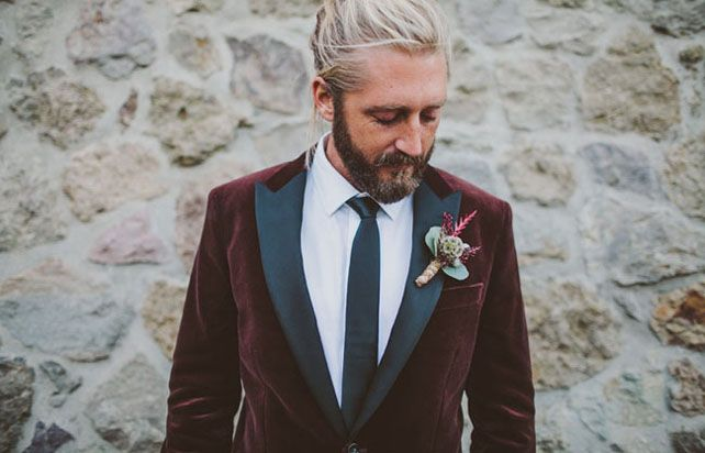 Осенний стиль: пиджаки и аксессуары из бархата - The-wedding.ru