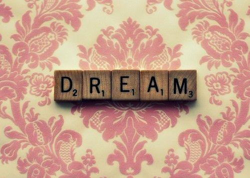 i sogni son desideri...