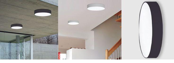 Víte, že tyto moderní #svítidla mají interiérovou i exteriérovou variantu a navíc jsme schopni je vyrobit v 10 různých barvách?