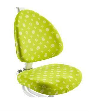TCT Nanotec для кресла Ergo-Babo зеленый  — 1904р. ------------- Чехол для кресла Ergo-Babo зеленый TCT Nanotec для компьютерных стульев. Можно стирать в машинке. В комплекте две части: для спинки и для сиденья.