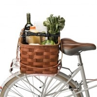 Farmer's Market Bike Basket.