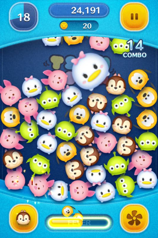 Sharing my best tips for the #Disney Tsum Tsum game.