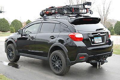 Subaru Crosstrek Sti Wheels >> Custom 2014 Subaru Xv Crosstrek Limited, $20,000 In Extras! 3400 Miles One Owner - Used Subaru ...