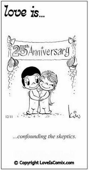 Love is... Comic for Mon, Nov 26, 2012