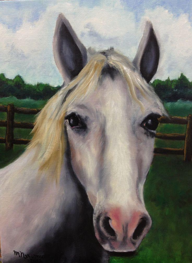 Custom pet portrait. Oil on board. Maryrosenakamurafineart@gmail.com