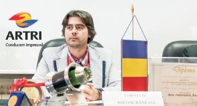"""Florinel Andrei (ARTRI): """"Parteneriatul pentru inovații în transporturi, soluția creativă la provocările lumii de azi"""""""