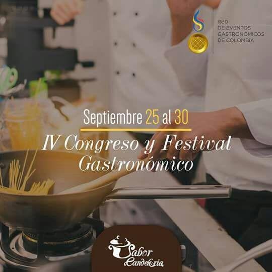 Mejor Festival Gastronómico #EncontrasteLaCandelaria #SaborCandelaria #SaborColombia 🍽️