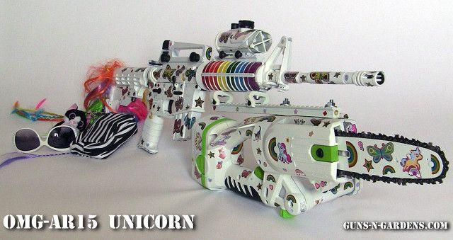 Unicorn AR-15