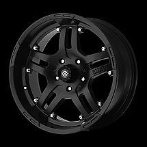 16 inch rims for jeep wrangler | ... about 16 inch Jeep Wrangler JK BLACK TEFLON 16x9 Rims Wheels 2007-2012