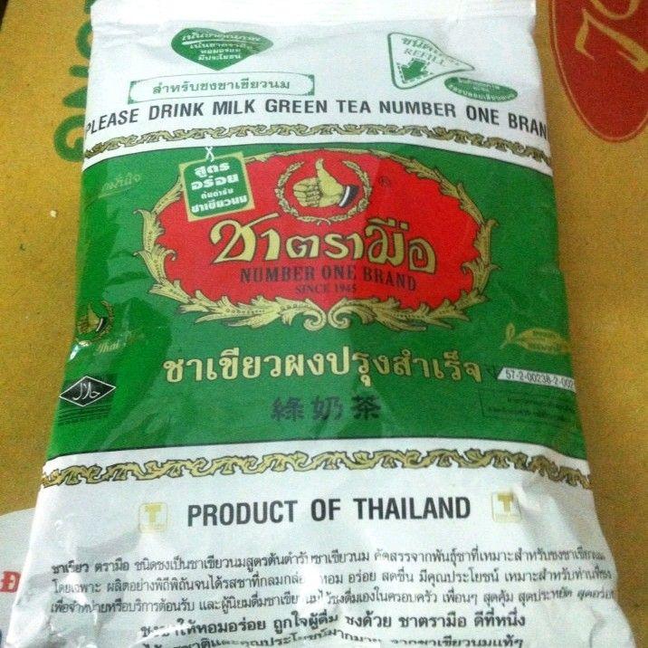 Bột trà sữa Thái Lan gói 200g