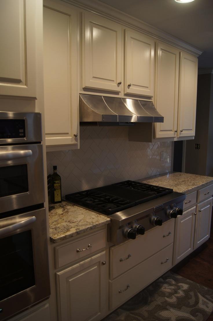 oak cabinets cabinets  glaze  pinterest