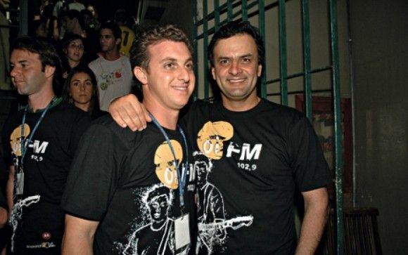 """Luciano Huck patenteia a expressão """"Volta, Lula""""__http://www.humorpolitico.com.br/satira/luciano-huck-patenteia-a-expressao-volta-lula/"""