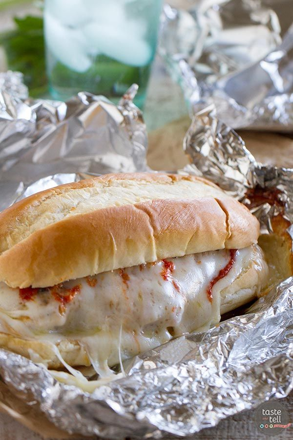 Oven Baked Chicken Parmesan Sandwiches Recipe on Yummly. @yummly #recipe