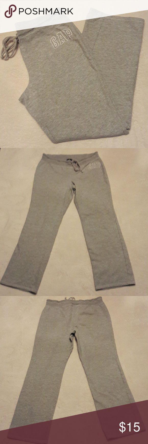 GAP fleece pants Women's GAP bootcut fleece pants GAP Pants