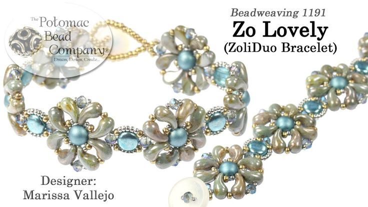 Zo Lovely Component Bracelet (Tutorial)