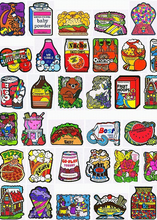 I had quite the collection of sticker books.- this post is awesome! I love this collection. So jealous lol!