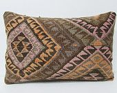 16x24 tuscan kilim pillow coastal lumbar pillow kilim stool turkish cushion cover pattern throw pillow home decor accessories pillows 26124