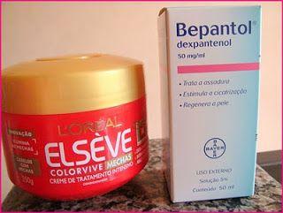 Elseve + Bepantol = O Segredo Revelado, Deixe seus Cabelos Lindos e Brilhantes - Veja a Receita: