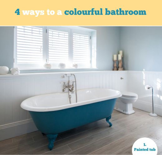 Four Ways To A Colourful
