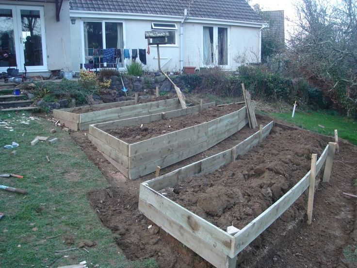 31 best raised garden beds images on Pinterest