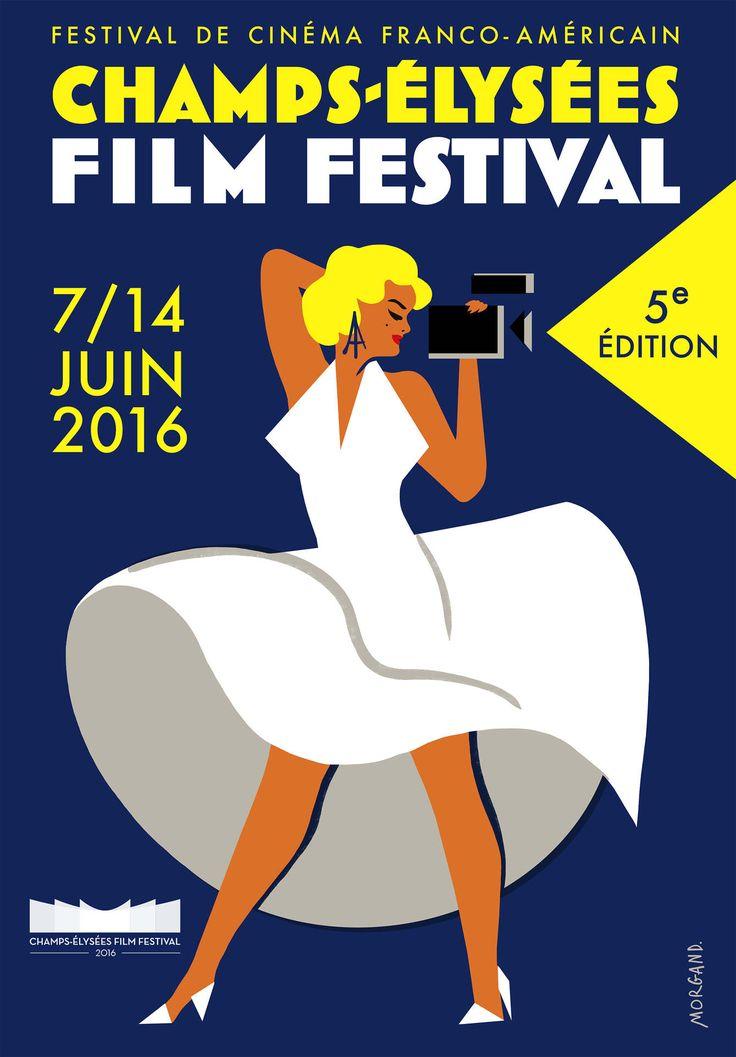 Champs Elysées Film Festival - Virginie Morgand