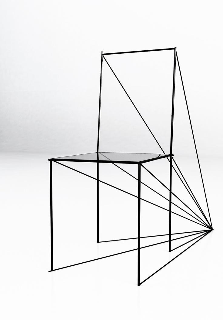 Artem Zigert - Perspective Chair
