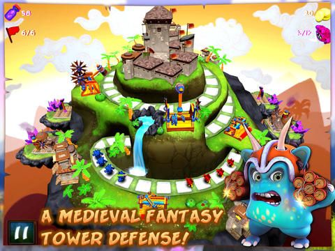 "Beat the Beast HD on App Store:    Take a look to our new game SiliBili (3D Action - Adventure Game)  ""Beat the Beast is a 360-degree tower defense with spellcasting."" -148Apps.com (4/5) ""Beat the Beast HD is amazing and a must have purchase for any player that enjoys tower defense games."" -App-Score.co...  Developer: Ashot Balasanyan  Download at http://ift.tt/1Fr5GWS"