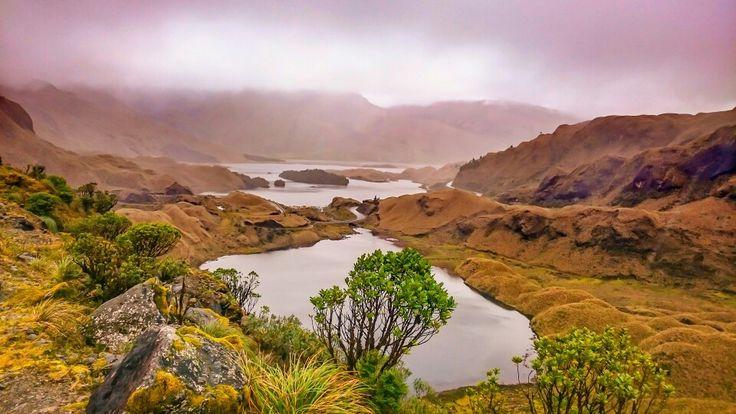 Recorrido a las Lagunas de Atillo en el Parque Nacional Sangay, Cebadas, Guamote, Chimborazo, Ecuador...!!