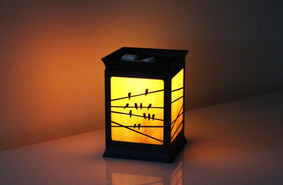Hey, I found this really awesome Etsy listing at https://www.etsy.com/listing/200970333/electric-stained-glass-candle-warmer