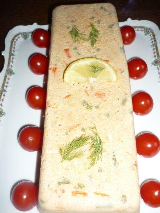 Recette Pain de surimi (Terrine, pâté)