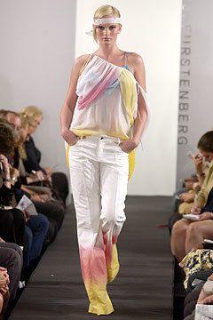 customize free runs uk Diane von Furstenberg Spring   Ready to Wear Collection Photos  Vogue