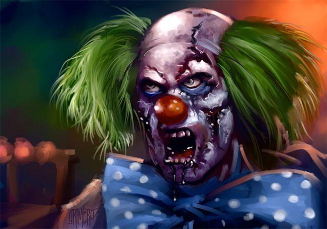 Church of Halloween » Clowns (23 Images)#