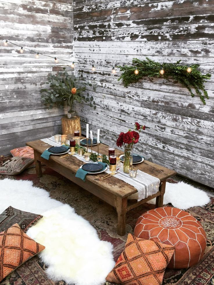 Easy Tips for Friendsgiving Al Fresco