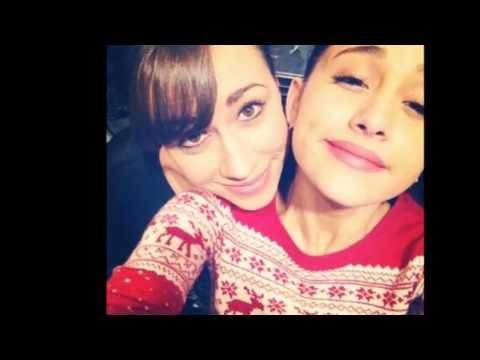 omg i just found out that miranda sings (Colleen) and ariana r related they r cousins OMFG!!!