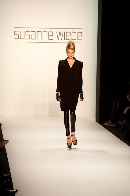 Fashionweek Fashionshow Susanne Wiebe by MKPRESSBERLIN, via Flickr