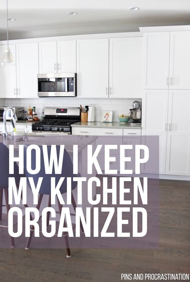 10 Kitchen Cabinet Tips: Kitchen Organization: Cabinets, Countertops, And Drawers