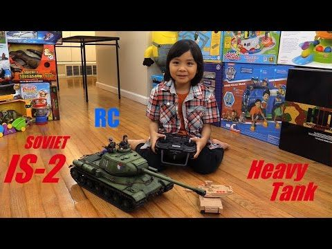 https://www.youtube.com/playlist?list=PLf_GonhU1wcYGbP0JGUQ9fWNxRpZsZ-uU Click the link to see more RC tanks. Thanks!!     source   ...Read More