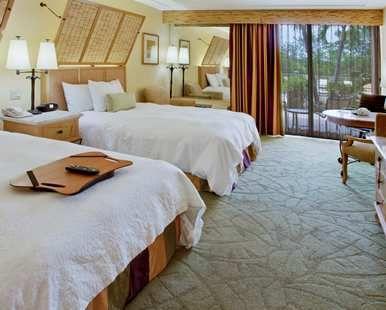 Hampton Inn Key Largo Hotel, FL - Double Room, Left View