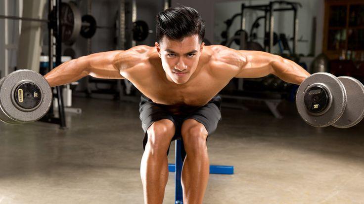 Should You Train Rear Delts On Shoulder Or Back Day?