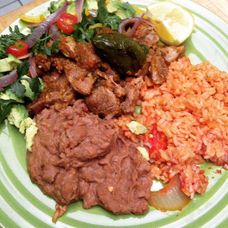 chile con carne rice and beans gluten free homemade chile beans ...