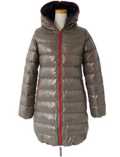 Amazon.co.jp: DUVETICA デュベティカ ACE DOWN JACKETアチェ(エース) フード付き ミドル丈ダウンジャケット[style/fabric:32-D.1140.00/1035.R ] [並行輸入品]: 服&ファッション小物