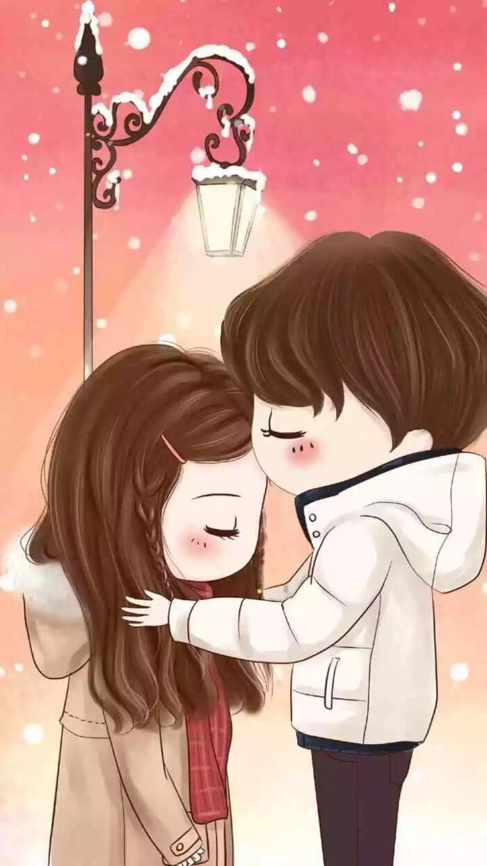 Cute Lover Couple Cute Love Wallpapers Cute Love Cartoons Cute Couple Cartoon